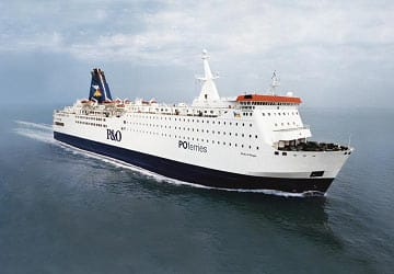 båt norge england